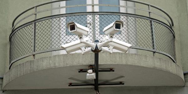 Камеры «Безопасного города» на балконах жилых домов